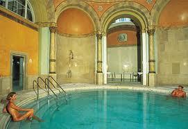 Friedrichsbad hot mineral pool